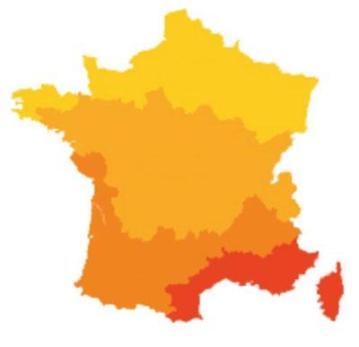 chaleur Montpellier