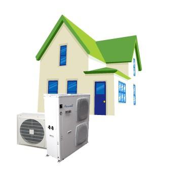 climatisation zones résidentielles