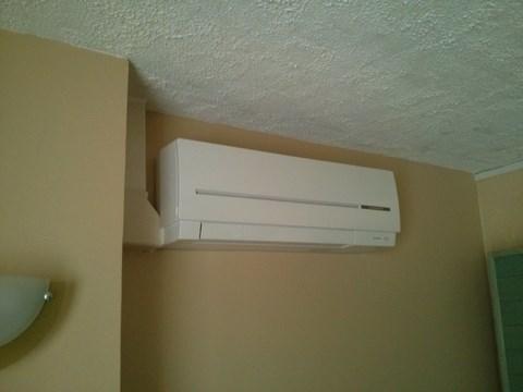 unité intérieure climatisation