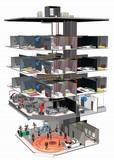 schéma climatisation bureau et immeuble